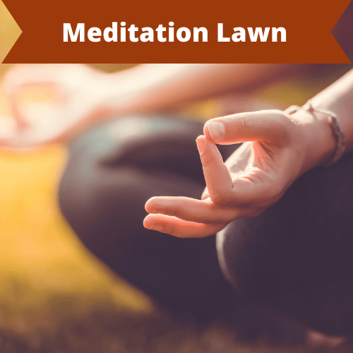 meditation lawn