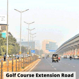 golf course extension road