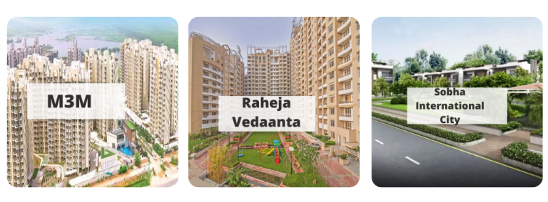 nearby projects mrg 106