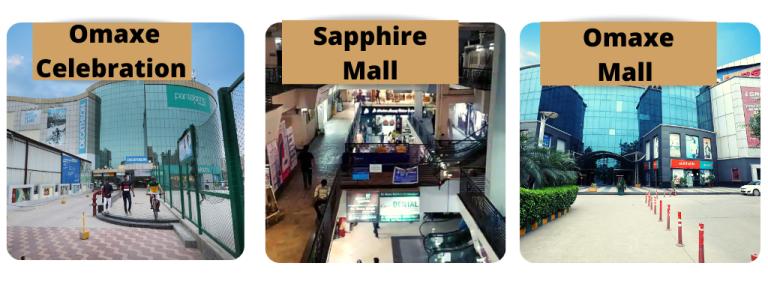 shopping malls near sector 69 gurgaon