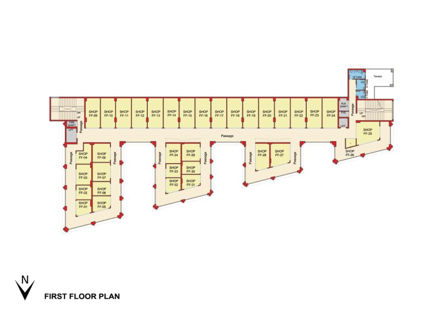 mrg bazaar 89 firstfloors
