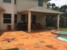 Custom Patio Covers In Katy Affordable Shade Builds