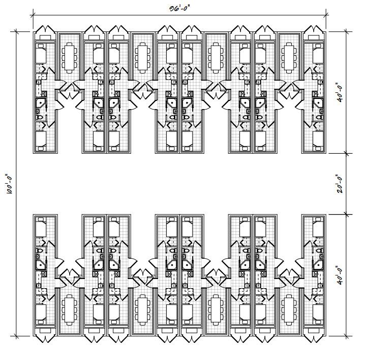 Camp Floor Plan 209-96100