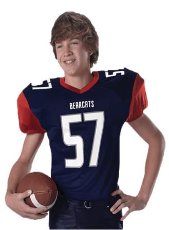Custom Football Uniforms and Jerseys Football Uniforms