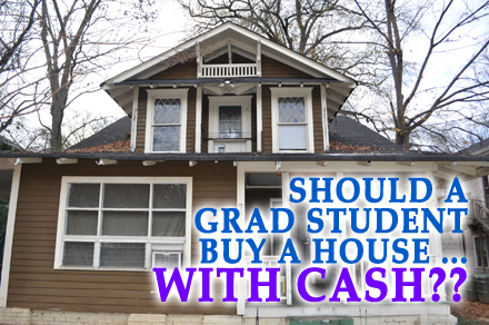 Reader Question Should I Buy A House With Cash? Afford Anything