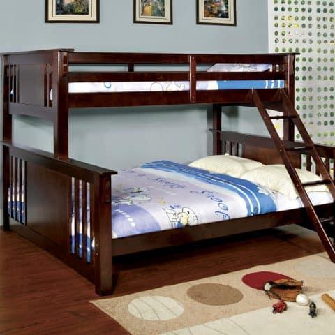 Twin XL Over Queen Bunk Bed