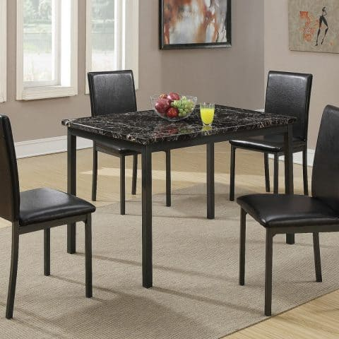5-Piece Dinette Dining Table Set