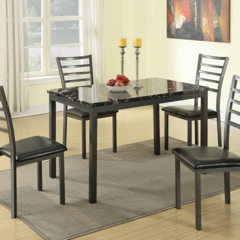 5 Piece Dinette Dining Set