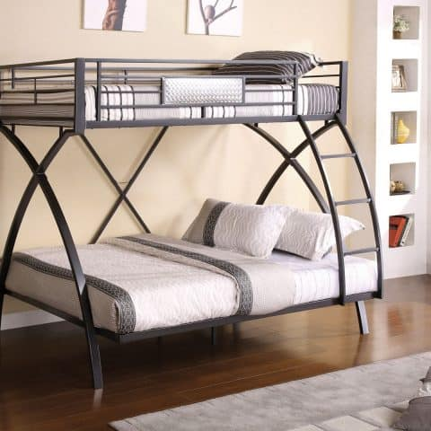 Metal Bunk Beds Affordable Home Furniture