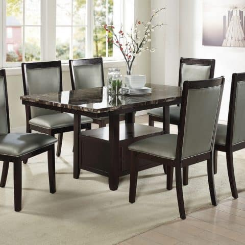 7-Piece Casual Dining Set