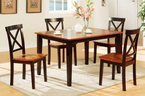 Two Tone Dining Table Set Affordable Home Furniture