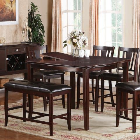 Counter Height Dining Table Set | Affordable Home Furniture