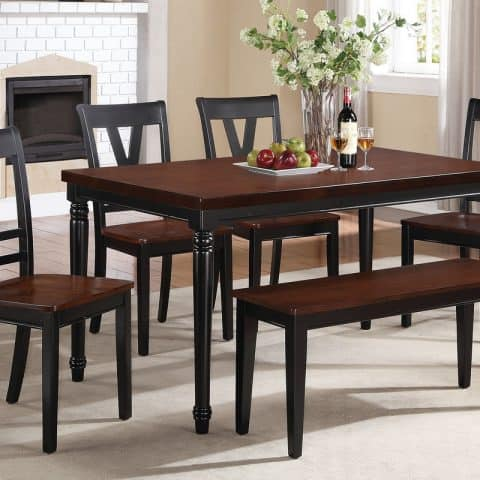 6 Pcs Dining Room Set