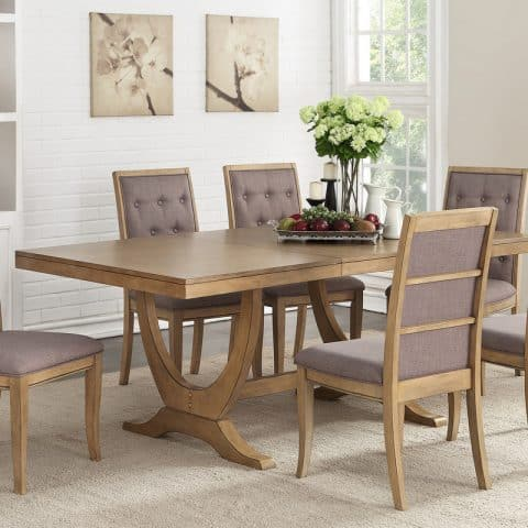 Formal Countryside Dining Table Set