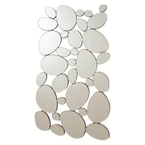 Wall Mirrors Modern Pebble