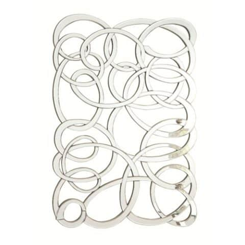 Wall Mirror Decorative Swirl