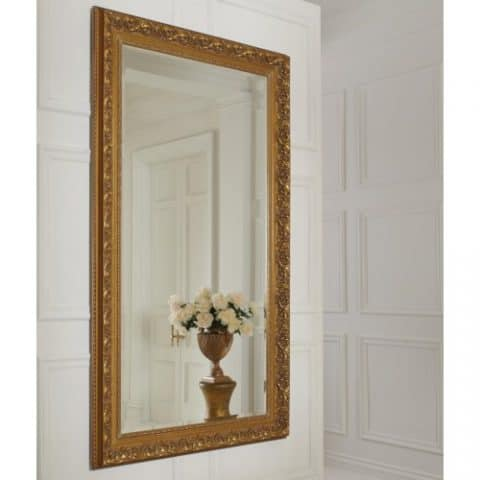 Wall Mirror Wall Mirror with Gilded Frame