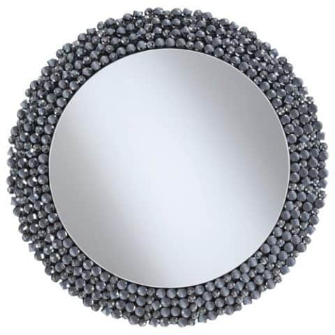 Wall Mirror Round Contemporary