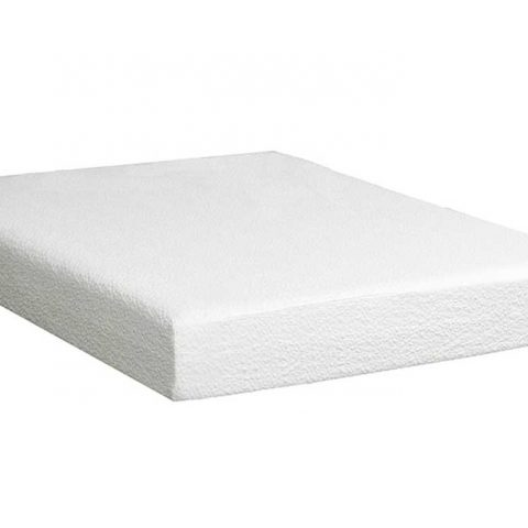 10 Natural Plush Memory Foam Mattress