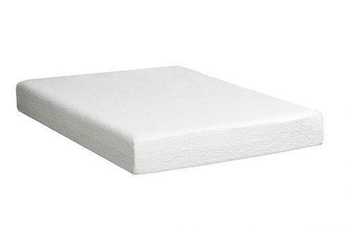 10 Natural Plush Memory Foam Mattress