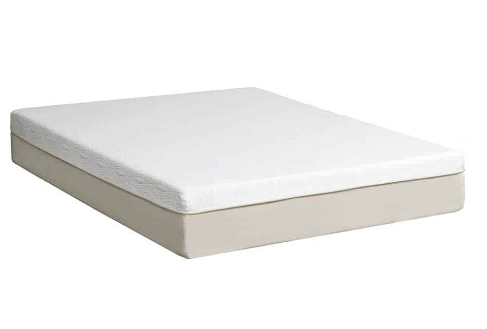 Full 12 Quot Natural Plush Memory Foam Mattress Affordable