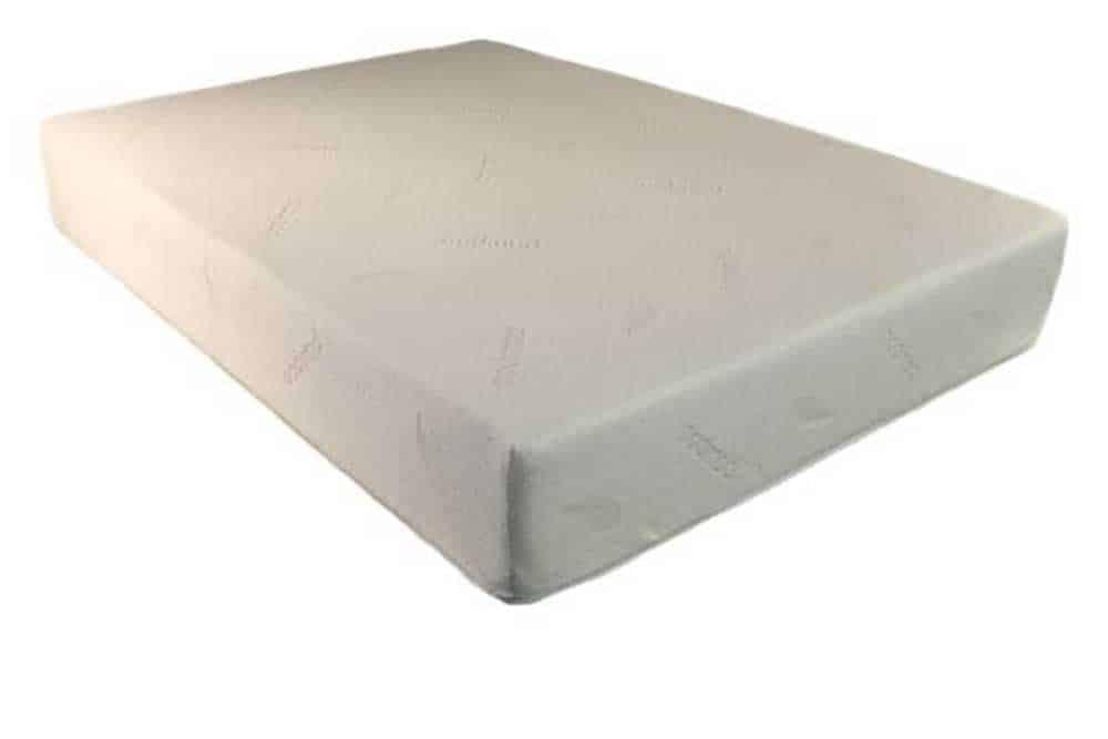 Full 10 Quot Bamboo Memory Foam Mattress Affordable Home