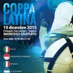 affiche latina cup 2015