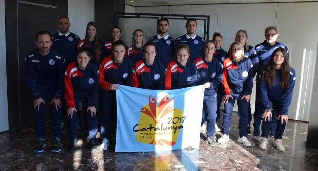 france feminin futsal aff mundial 2017