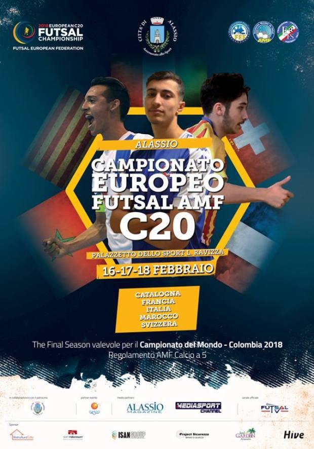 affiche eurofutsal c20