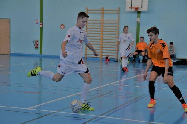 academy futsal france j1 2018 U15
