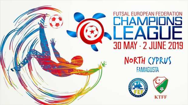 fef champions league men 2019