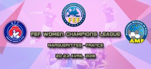 FEF WOMEN CHAMPIONS LEAGUE 2019