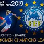 affiche fef women 2019