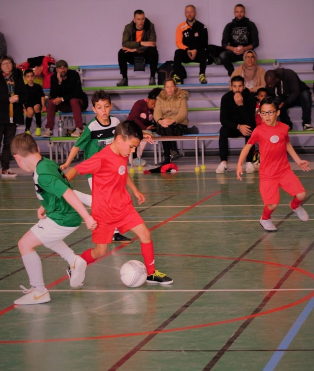 bracieux futsal u9 finales nationales 2