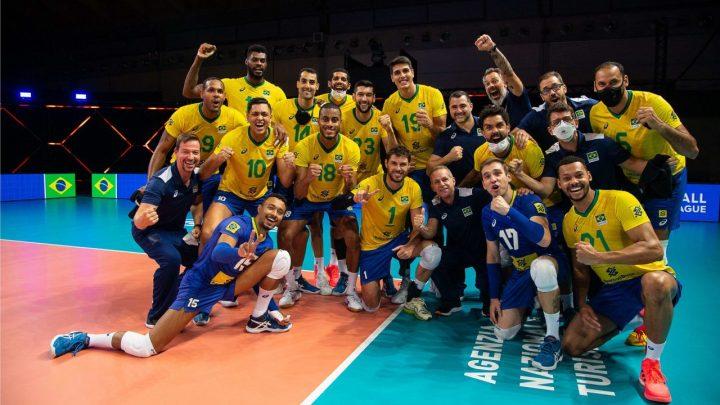 Seleção Brasileira vence com autoridade os EUA e mostra superioridade