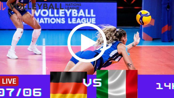 Resultado: Alemanha 0 vs 3 Itália – Liga das Nações – 07/06 – 14h