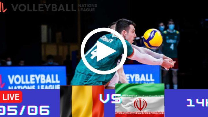 Resultado: Bulgária 0 vs 3 Irã – Liga das Nações – 05/06 – 14h30