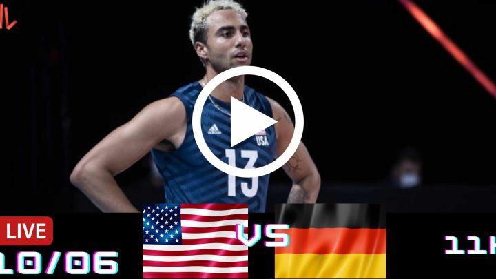 Resultado: Alemanha 0 vs 3 EUA – Liga das Nações – 10/06/2021