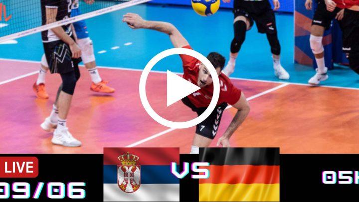 Resultado: Sérvia 3 vs 1 Alemanha – Liga das Nações – 09/06/2021
