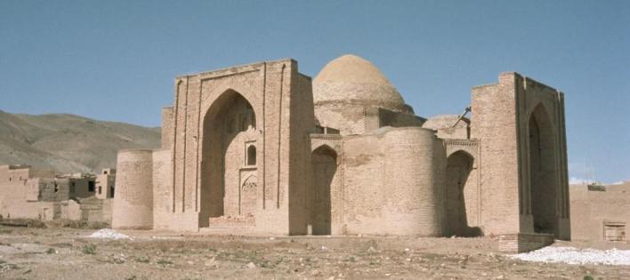 Mausoleum-of-Mahmud-of-Ghazni-Afghanistan