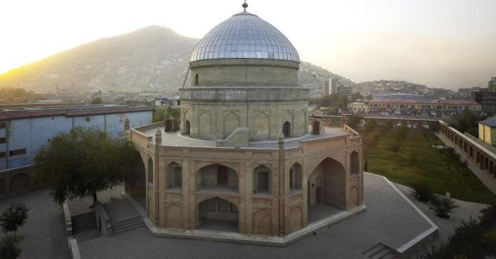 The tomb of Timur Shah Kabul