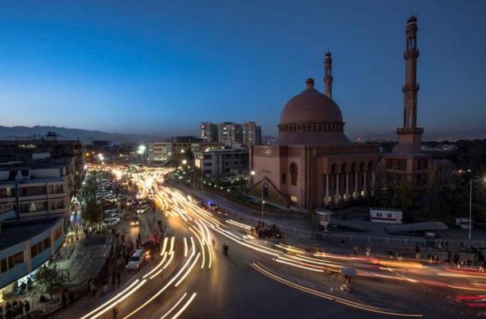 kabul_city night