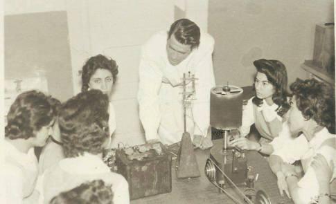 Kabul University- Kabul, Afghanistan in 1950s