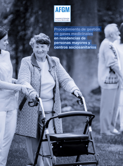 Procedimiento de gestión de gases medicinales en residencias de personas mayores y centros sociosanitarios