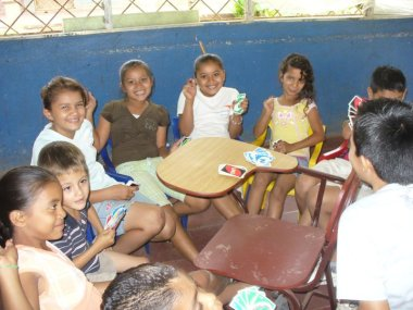 Nicaraguan schools have 96% retention rate.