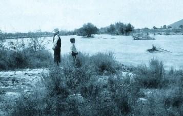 Rio Santa Cruz, Tucsón, Arizona, EE.UU., 2003