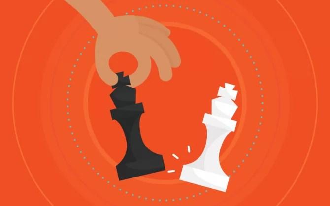 صورة بناء استراتيجية لنشاطك التجاري: استخدام الأهداف لتحسين أداء نشاطك التجاري
