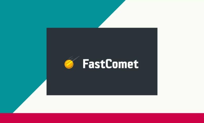 صورة شركة استضافة FASTCOMET مراجعة شاملة ايجابيات وسلبيات استضافة الشركة