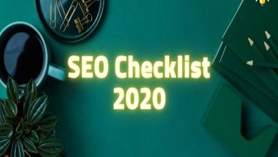 صورة قائمة مهام السيو 2020 للتحليل الاساسي لحملة تحسين موقعك بمحركات البحث