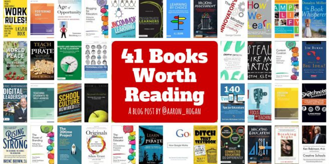 41 Books Worth Reading